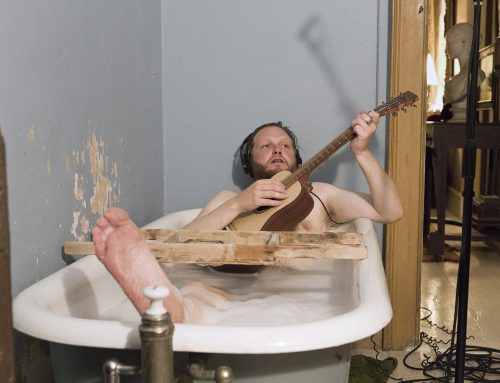 Ragnar Kjartansson – #flashbackfriday